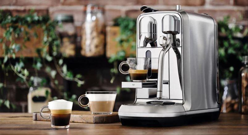 Мощность кофемашины
