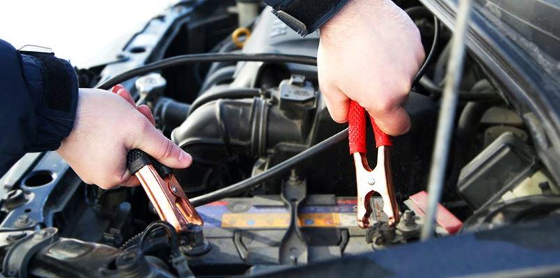 Пуско зарядное устройство для легкового автомобиля