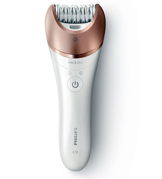 Philips BRE644 Satinelle Prestige