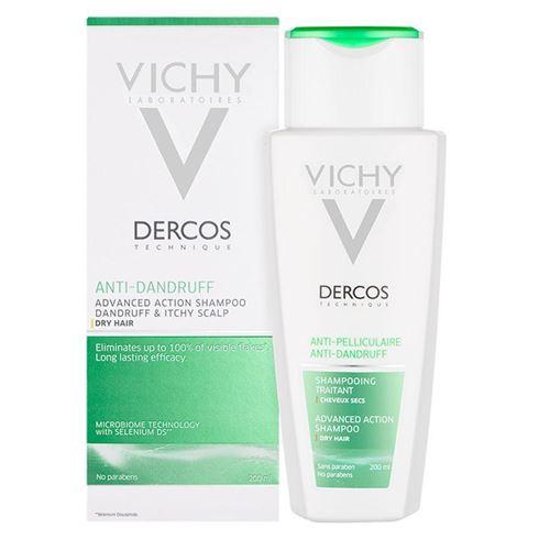 Vichy Dercos Anti-Dandruff Dry Hair