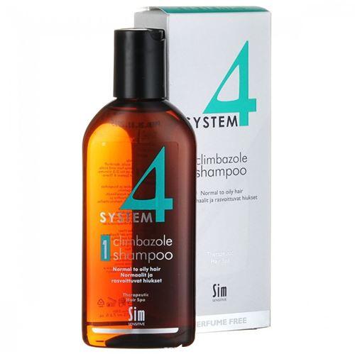 Sim Sensitive SYSTEM 4 Climbazole Shampoo 1