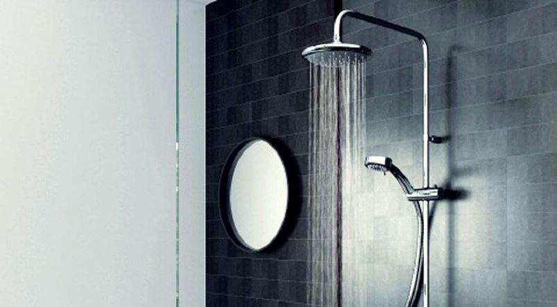 Выбираем душевую стойку с тропическим душем и смесителем: ТОП 7 лучших моделей по отзывам владельцев