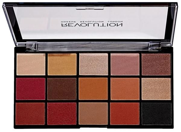 REVOLUTION makeup Re-loaded palette