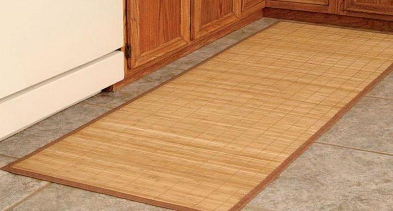 Бамбуковые коврики для пляжа, ванны, суши, на пол, стол, в коляску и другие