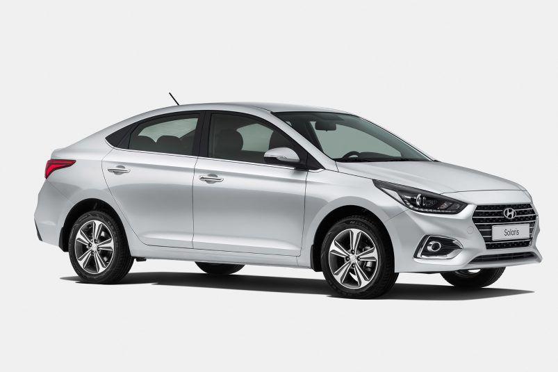 Стоимость российских машин 2018