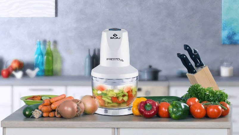 Измельчитель для овощей и фруктов электрический для кухни видео